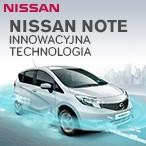 Nissan Note - technologia i bezpieczeństwo